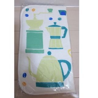 カルディ(KALDI)のカルディ 吸水マット スポンジマット 新品未使用(収納/キッチン雑貨)
