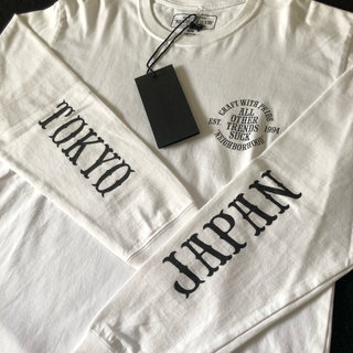 ネイバーフッド(NEIGHBORHOOD)の✨neighborhood AOTS Long Sleeve Tee NBHD✨(Tシャツ/カットソー(七分/長袖))