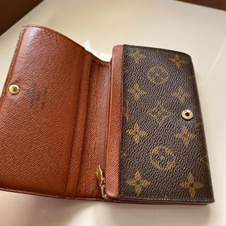 LOUIS VUITTON - 正規品ルイヴィトンL字ファスナー 折財布