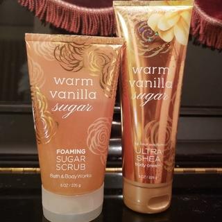 Bath & Body Works - bath&body works warm vanilla sugar 砂糖バニラ