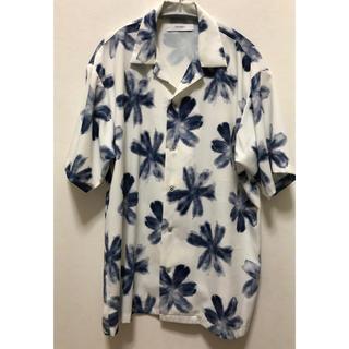 ジャーナルスタンダード(JOURNAL STANDARD)のINHERIT 半袖 柄シャツ 開襟シャツ(シャツ)