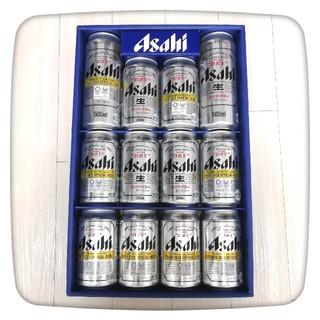 アサヒ(アサヒ)のアサヒ スーパードライ 缶ビールセット(ビール)