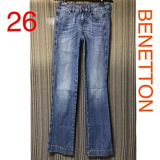BENETTON - BENETTON jeans デニム パンツ