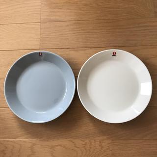 イッタラ(iittala)の新品☆イッタラ ティーマ 17cmプレート 2枚(食器)