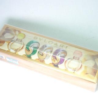 ブルガリ(BVLGARI)の未使用,未開封品 BVLGARI/ブルガリ 香水セット[g226-2](香水(女性用))