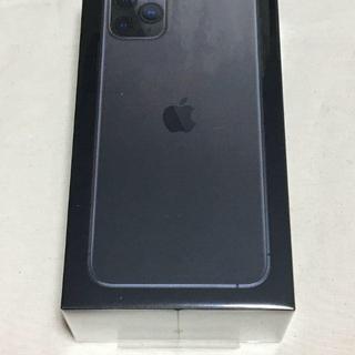 Apple - 新品 iphone11 Pro MAX 256GB 未開封 SIMフリー