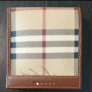 バーバリー(BURBERRY)のBURBERRY バーバリー 折り財布(折り財布)