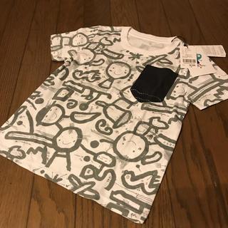 Design Tshirts Store graniph - 新品タグ付き★五味太郎さんとグラニフ のコラボTシャツ