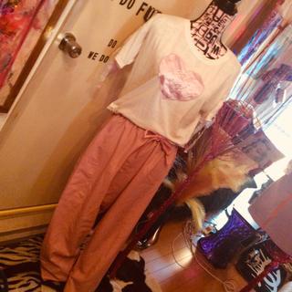 プニュズ(PUNYUS)の💖オシャレパジャマ💖普段着に‼️アメリカ輸入4Lサイズ💖調節可能‼️🉐(Tシャツ(半袖/袖なし))