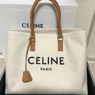 celine - CELINE 19/20AW新作 ホリゾンタル キャンバス