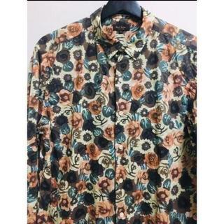 ポールスミス(Paul Smith)のポールスミス シャツ 総柄 財布 プラダ(Tシャツ/カットソー(半袖/袖なし))