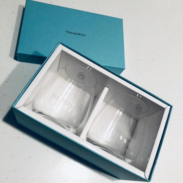 Tiffany & Co.(ティファニー)のティファニー グラス インテリア/住まい/日用品のキッチン/食器(グラス/カップ)の商品写真
