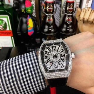 FRANCK MULLER - フランクミュラー Franck Muller メンズ 自動巻 腕時計