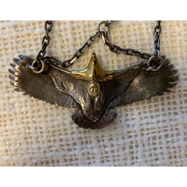 goro's(ゴローズ)のゴローズ 大イーグル old メンズのアクセサリー(ネックレス)の商品写真