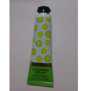 Bath & Body Works - バス&ボディワークス Cucumber Melon ハンドクリーム