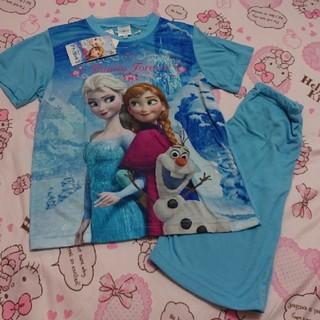 Disney - 120cm アナ雪 半袖 パジャマ