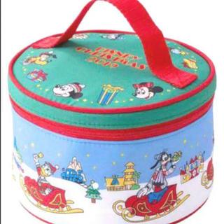 ディズニーランド スーベニア ランチバッグ クリスマス ケース ポーチ