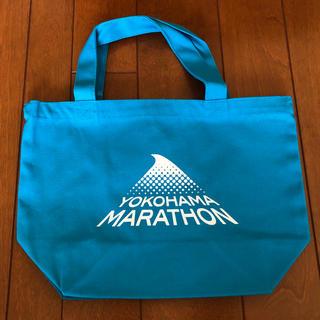 横浜マラソン トートバック(陸上競技)
