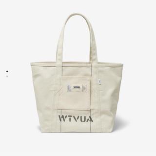 W)taps - WTAPS TOTE BAG S / BAG. COTTON. RAREGEM