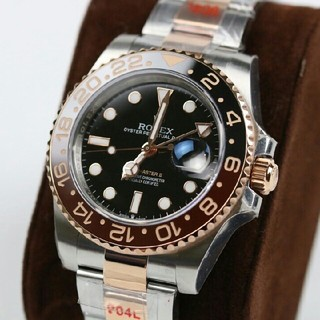 SEIKO - 早い者勝ち 即購入 OK ROLE ロレック メンズ 腕時計