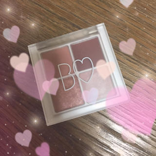 エヌエムビーフォーティーエイト(NMB48)の即日発送【新品同様】BIDOL♥駆け引きのピンク(アイシャドウ)
