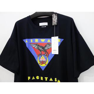 ファセッタズム(FACETASM)の新品 FACETASM × AIRWALK コラボ Tシャツ 5 メンズ XL(Tシャツ/カットソー(半袖/袖なし))