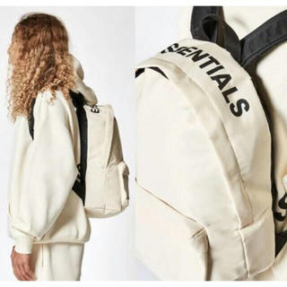 FEAR OF GOD - FOG Essentials Backpack リュック