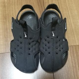 NIKE - NIKE SUNRAY PROTECT     ブラック 14cm