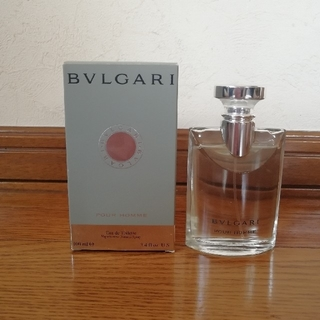 ブルガリ(BVLGARI)のブルガリ プールオム EDT 正規品(100ml)(その他)