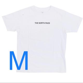 THE NORTH FACE - ノースフェイス Tシャツ ホワイト 新品 Mサイズ