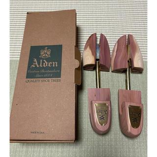 Alden - 【新品未使用】オールデン  Alden  純正シューツリー M