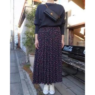Shinzone - 最終値下【新品】19SS★SHINZONE ジオメトリックプリントスカート