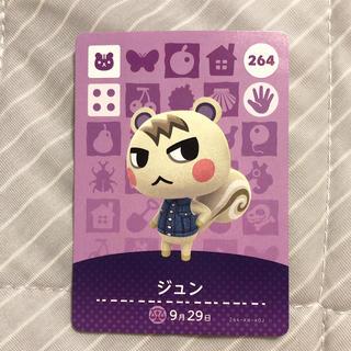 ニンテンドースイッチ(Nintendo Switch)のamiiboカード ジュン(カード)