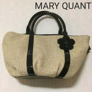 MARY QUANT - マリークワント バッグ カゴバッグ