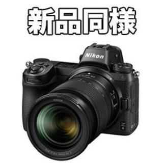 ニコン(Nikon)の【新品同様】【送料込み】Nikon ミラーレス一眼 レンズキット Z6(ミラーレス一眼)
