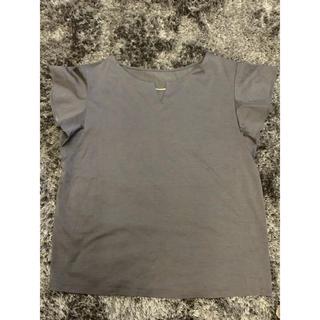 エフデ(ef-de)のアングレーム カットソー(Tシャツ/カットソー(半袖/袖なし))