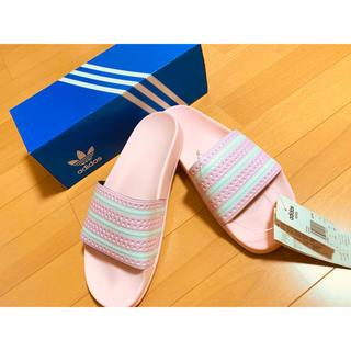 adidas - adilette ライトピンク