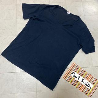 ポールスミス(Paul Smith)のPaul smith Tシャツ L 紺系(Tシャツ/カットソー(半袖/袖なし))