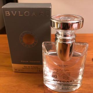ブルガリ(BVLGARI)のブルガリ プールオム(30ml)(ユニセックス)