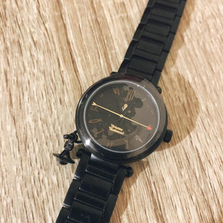 Vivienne Westwood - Vivienne Westwood ブラック腕時計