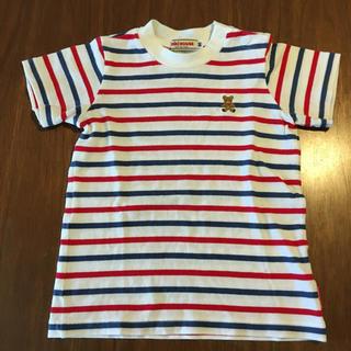 ミキハウス(mikihouse)のミキハウス Tシャツ 80cm(Tシャツ)