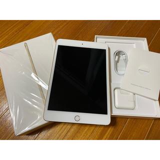 Apple - iPad mini 4 Wi-Fi+Cellular 64GB ゴールド 美品