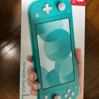 ニンテンドースイッチ(Nintendo Switch)のSwitchターコイズ(その他)