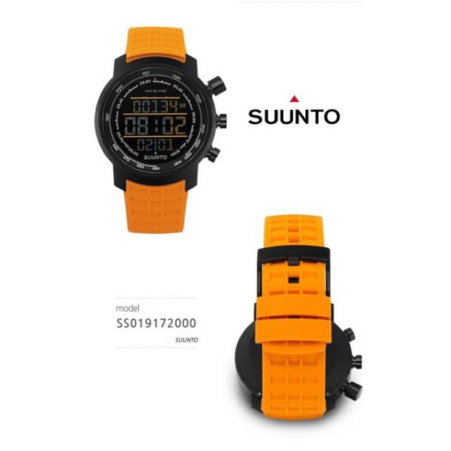 SUUNTO(スント)のスント エレメンタムテラ  SUUNTO ELLEMENTUM TERRA メンズの時計(腕時計(デジタル))の商品写真