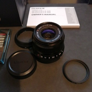 フジフイルム(富士フイルム)のFUJIFILM XF23mm F2 R WR(レンズ(単焦点))