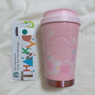 スターバックスコーヒー(Starbucks Coffee)のスターバックス タンブラー 桜 togoタンブラー(タンブラー)