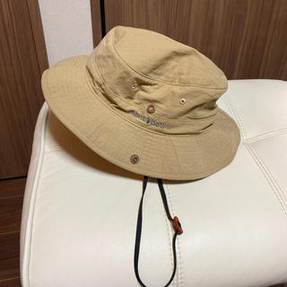 モンベル(mont bell)のヒロヒロ様❤️❤️帽子 ハット モンベル L(ハット)