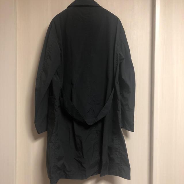 DANTON(ダントン)のレア新品未使用☆ダントン ナイロンタフタステンカラーコート☆danton コート レディースのジャケット/アウター(スプリングコート)の商品写真