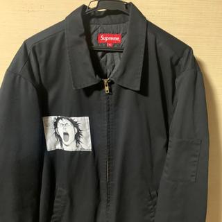 Supreme - Supreme akira work jacket アキラ XL