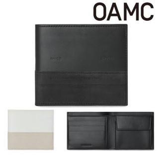 OAMC 20ss system bifold wallet(折り財布)